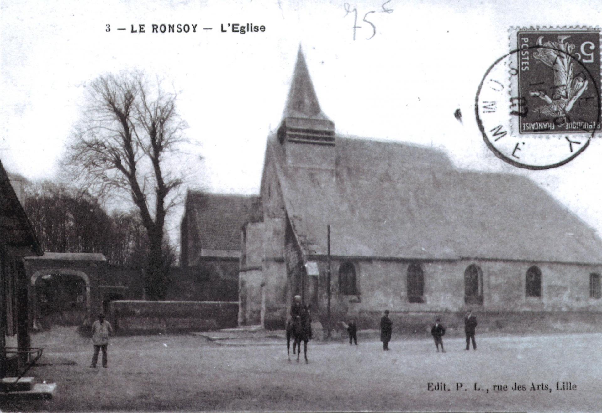 Ancienne église 1