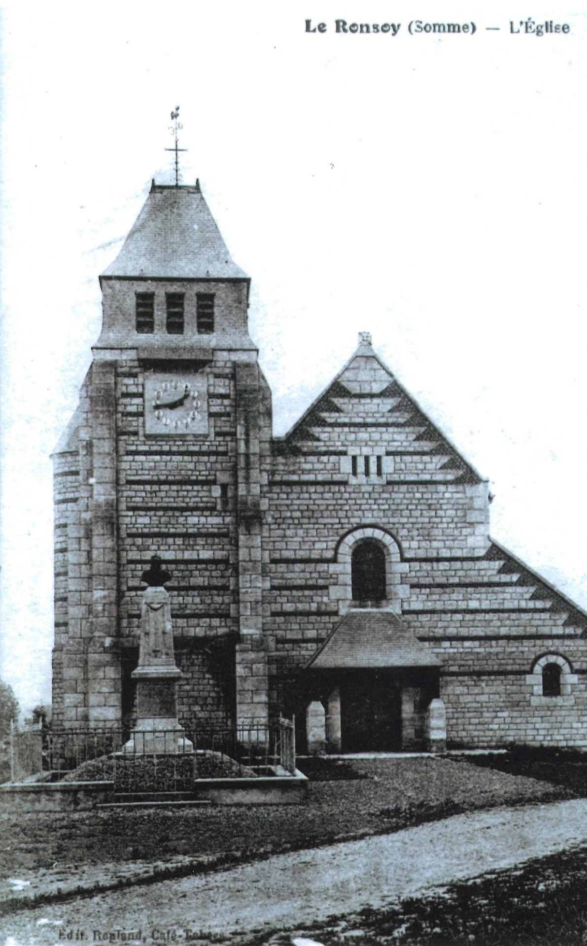La nouvelle église 3
