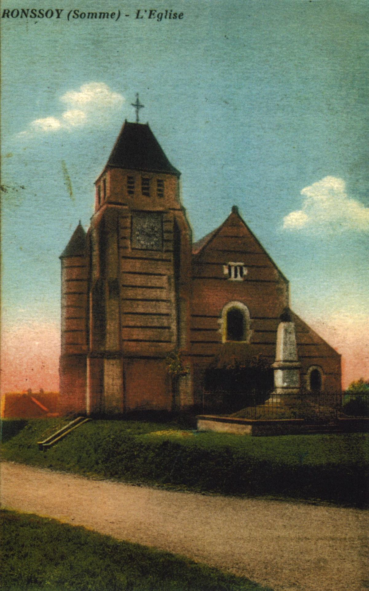 La nouvelle église 5