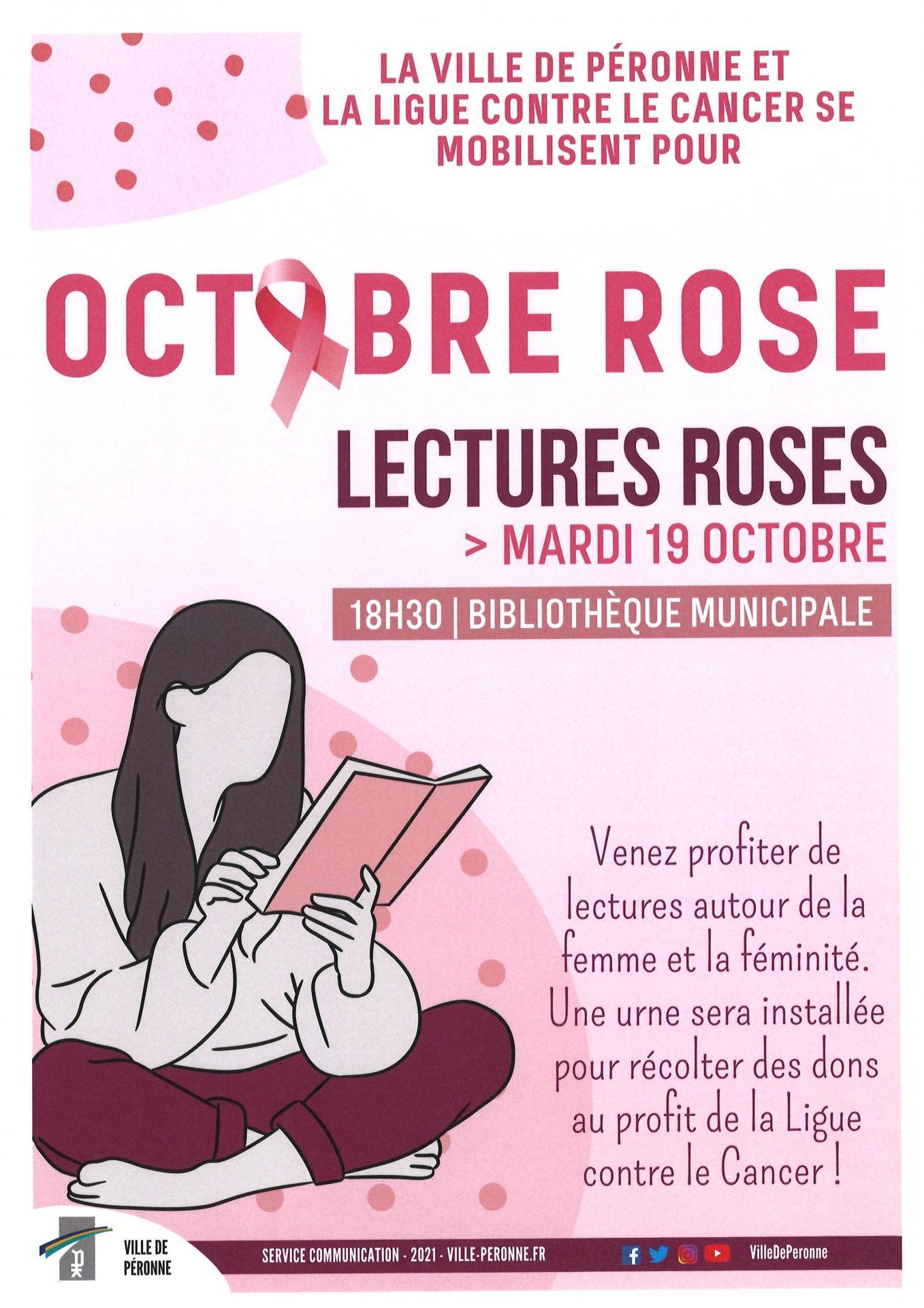 Octobre rose 19 octobre 2021
