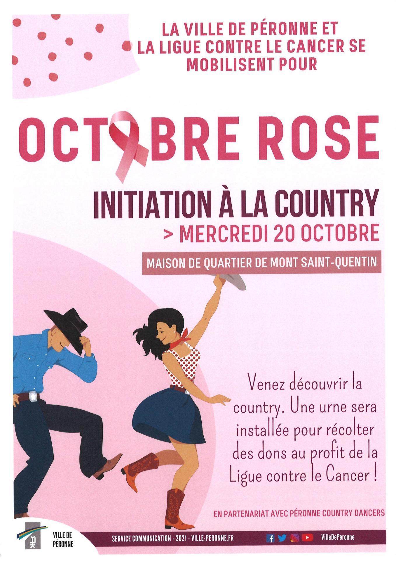 Octobre rose 20 octobre 2021