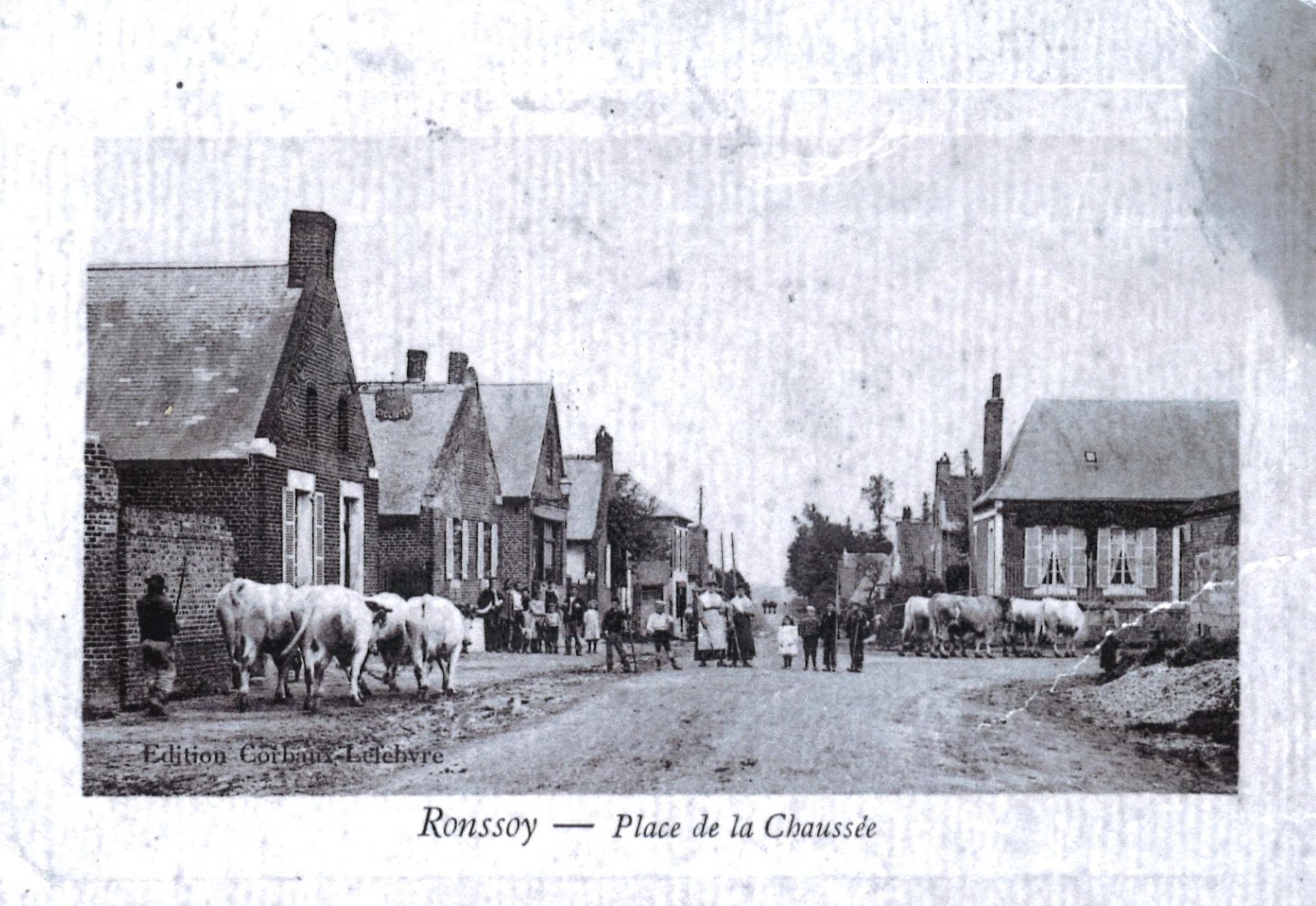 Place de la Chaussée