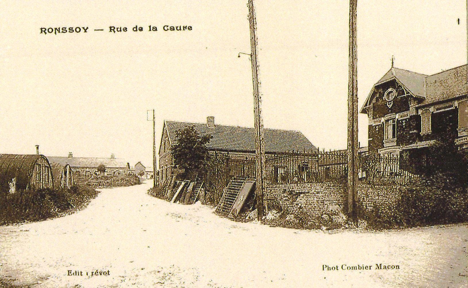 Rue de la Caure