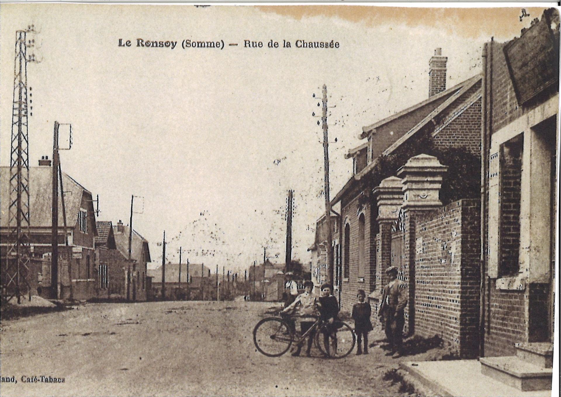 Rue de la Chaussée 4