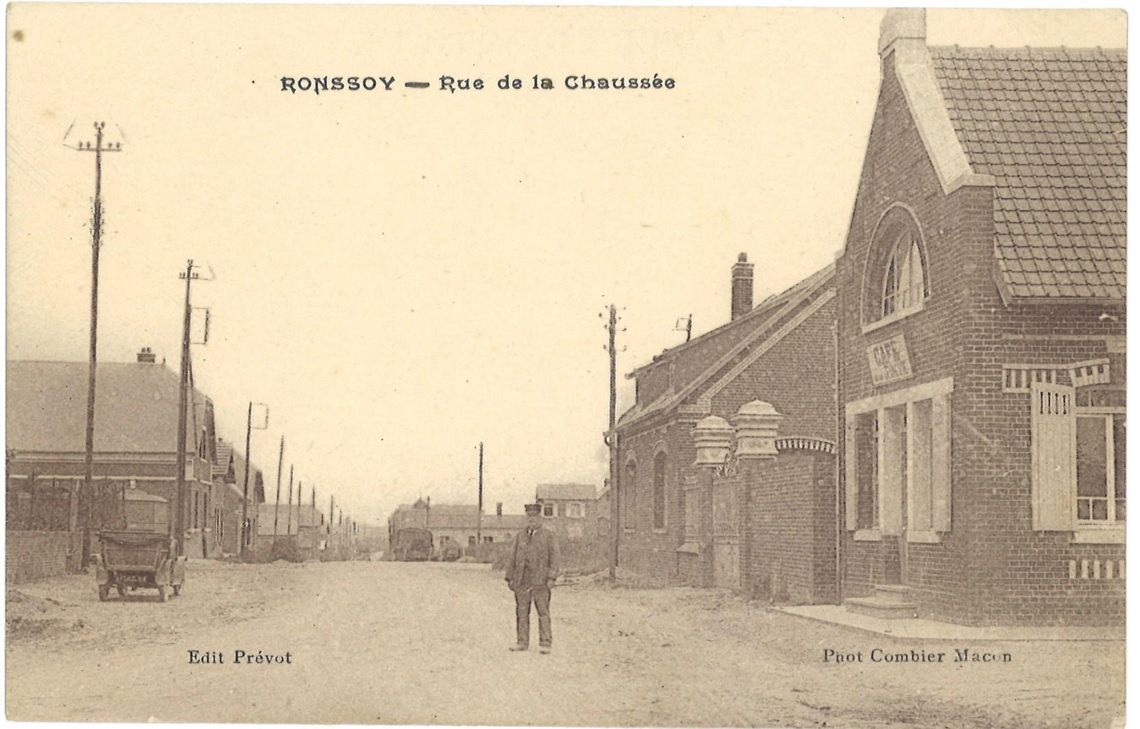 Rue de la Chaussée 5bis
