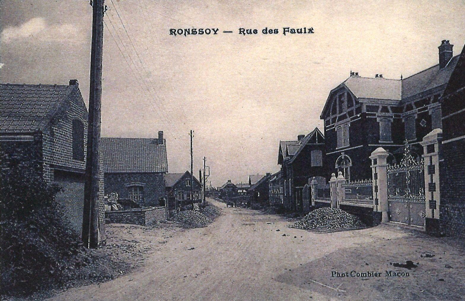 Rue des Faulx 1