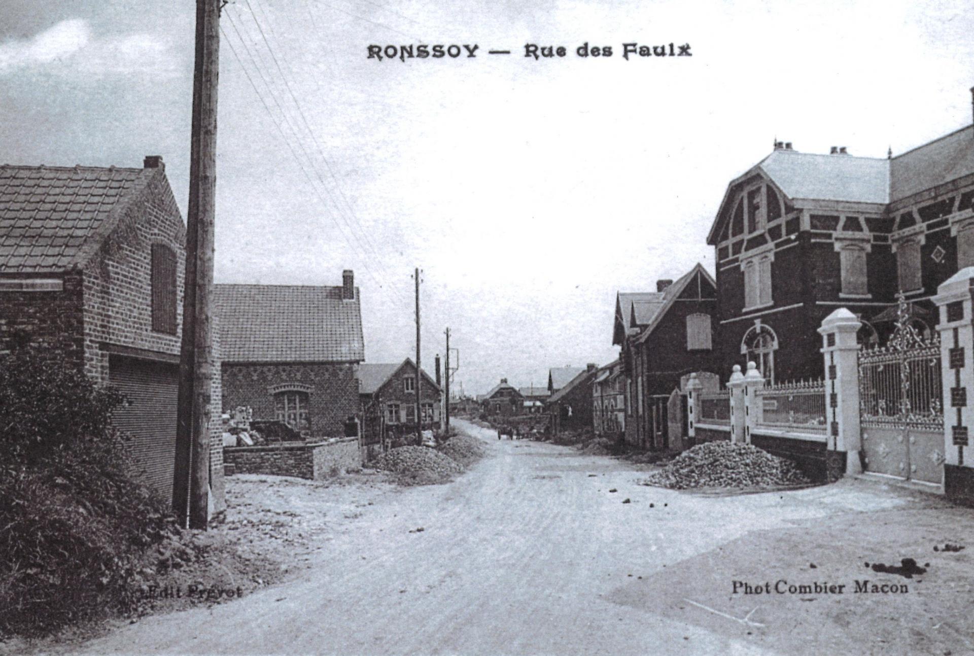 Rue des Faulx 2