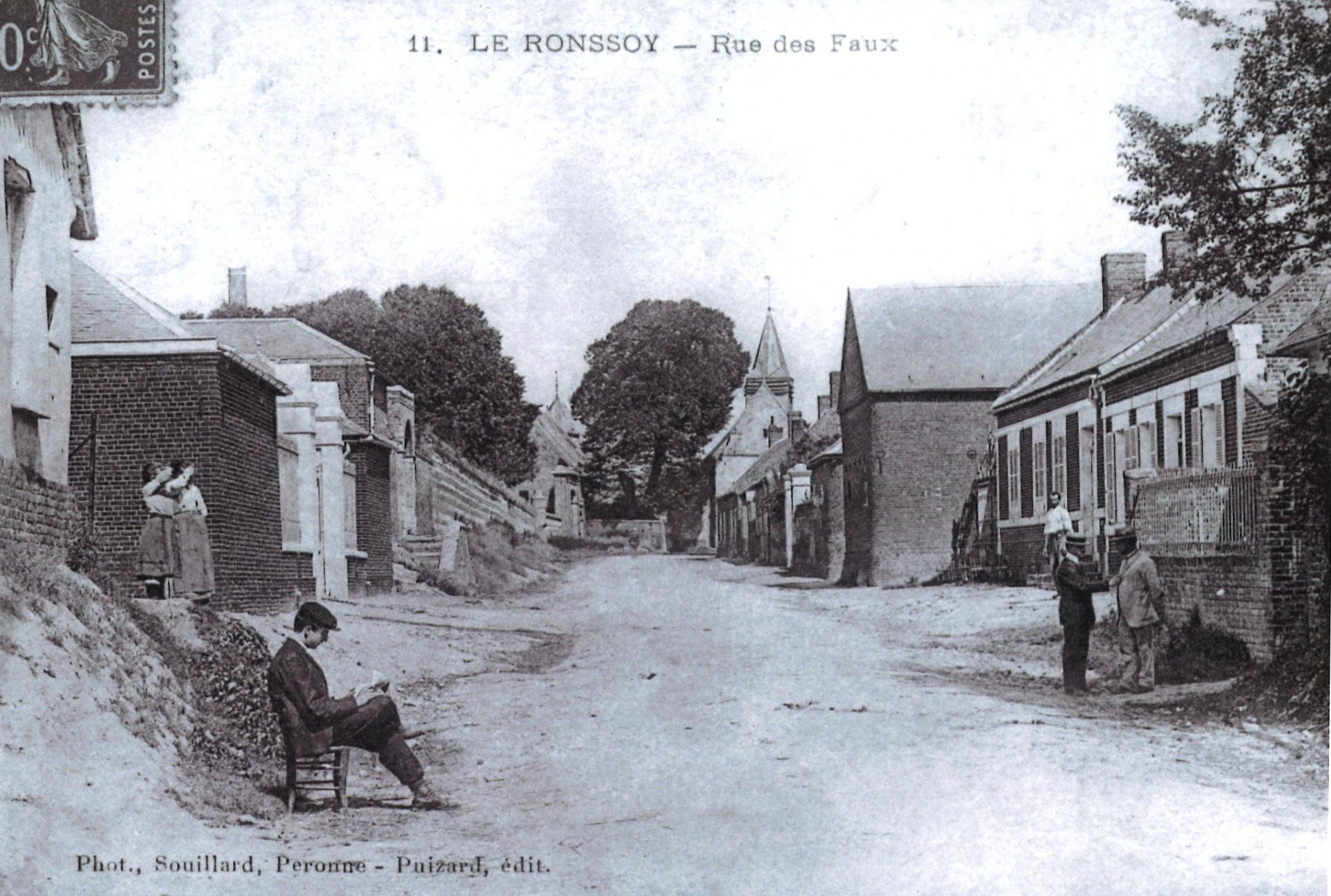 Rue des Faulx 4