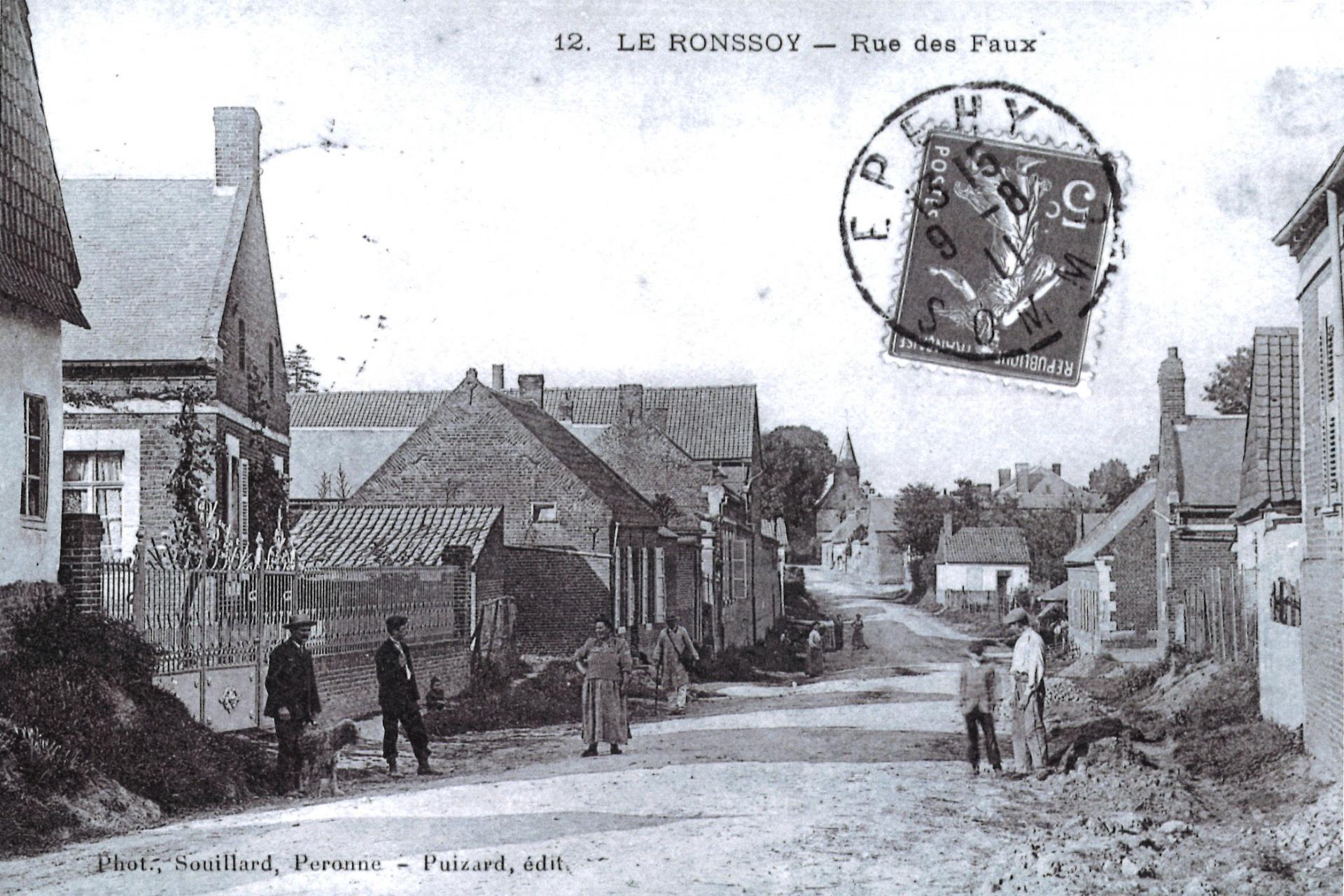 Rue des faulx 5