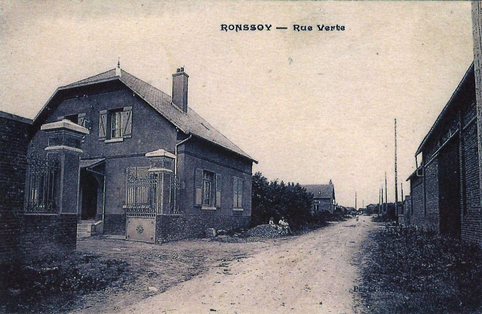 Rue Verte 1
