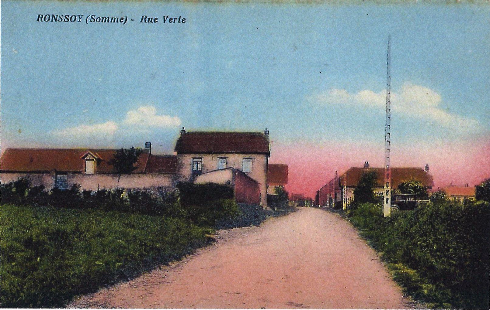 Rue Verte 4